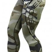 Camouflage træningsbukser til kvinder
