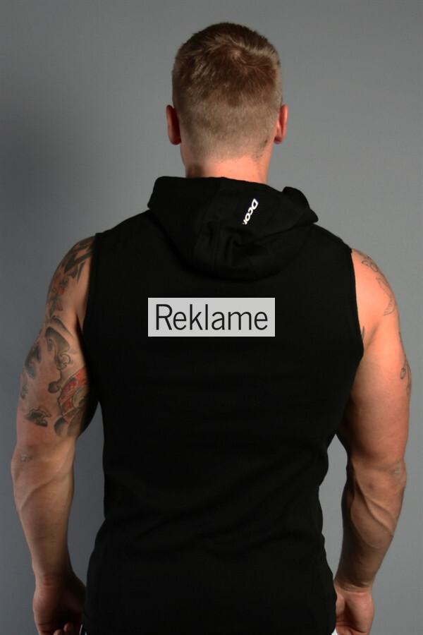 Tanktop hoodie til mænd