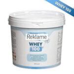 Whey 100 proteinpulver 2 kg
