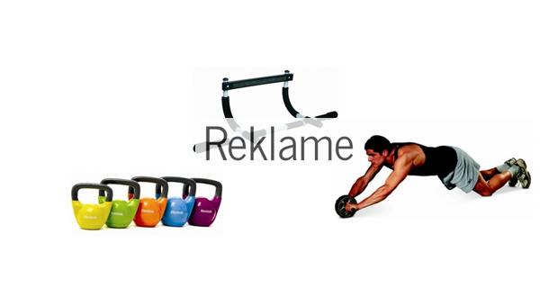 Billigt træningsudstyr til hjemmet - 3 ting der kan hjælpe dig i form!